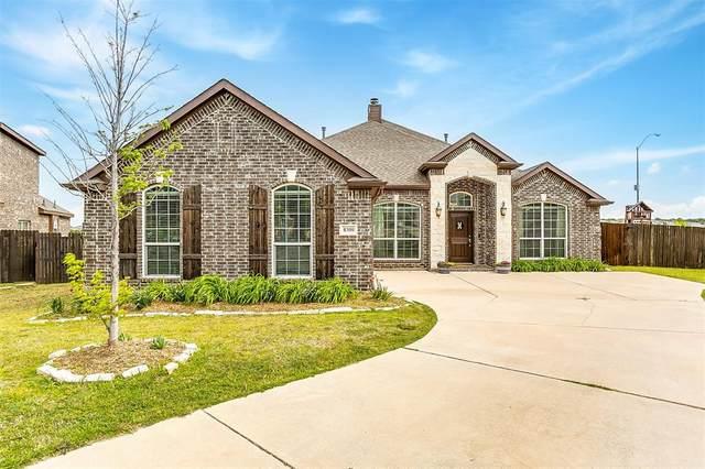 8300 Blue Periwinkle Lane, Fort Worth, TX 76123 (MLS #14551707) :: Wood Real Estate Group