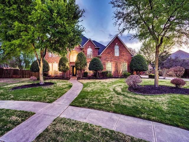 7905 Royal Troon Court, Mckinney, TX 75072 (MLS #14551716) :: The Kimberly Davis Group