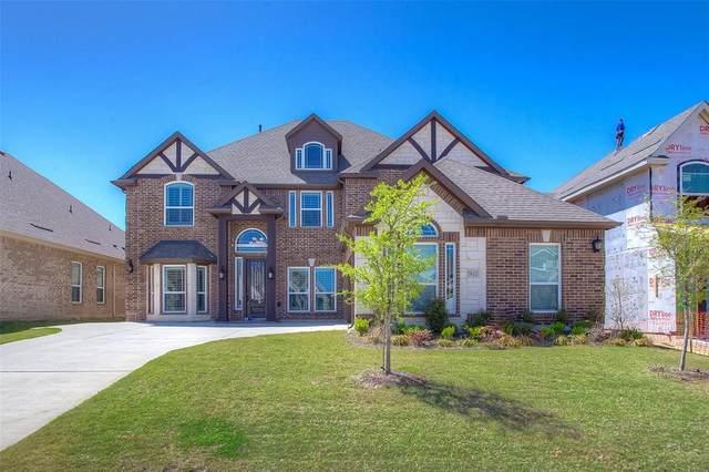 7612 Echo Hill Lane, Denton, TX 76208 (MLS #14551754) :: Team Tiller