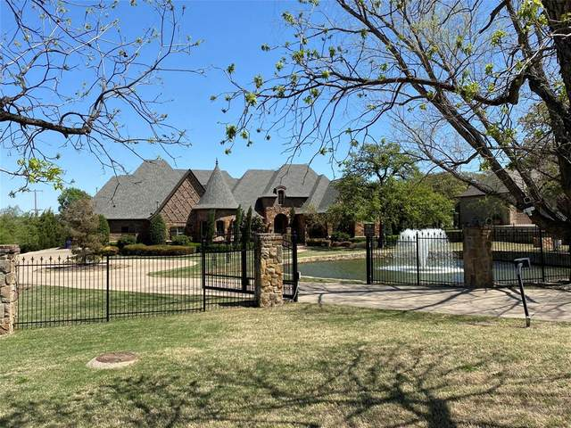 1289 Bourland Road, Keller, TX 76248 (MLS #14551777) :: Team Tiller