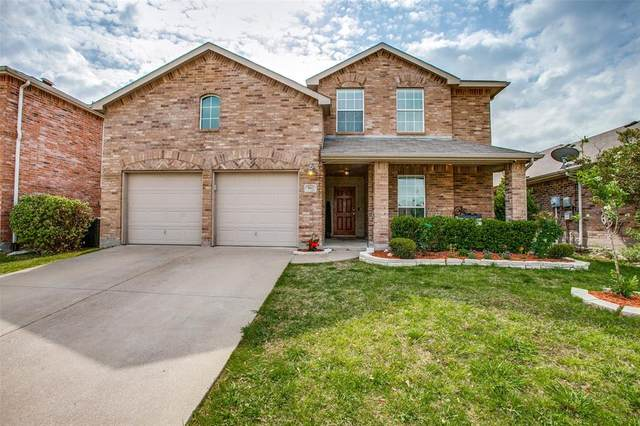1012 Valera Road, Forney, TX 75126 (MLS #14551788) :: The Chad Smith Team