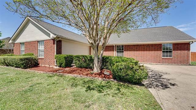 725 Gibson Road, Waxahachie, TX 75165 (MLS #14551818) :: The Hornburg Real Estate Group