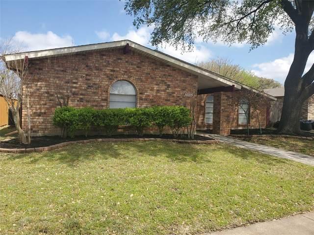 10335 Black Walnut Drive, Dallas, TX 75243 (MLS #14551866) :: Team Hodnett