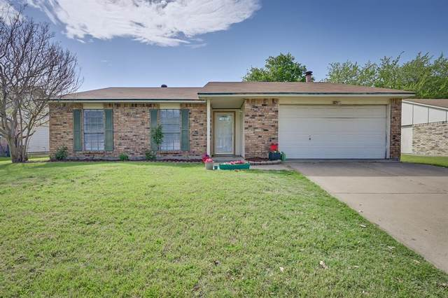 6437 Wakefield Road, North Richland Hills, TX 76182 (MLS #14551874) :: The Hornburg Real Estate Group