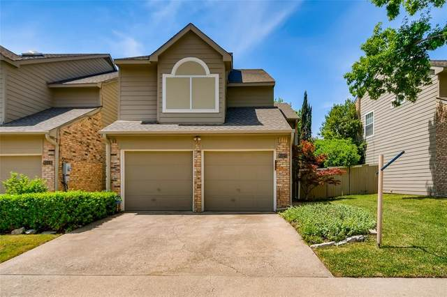 8323 Coppertowne Court, Dallas, TX 75243 (MLS #14551883) :: The Hornburg Real Estate Group