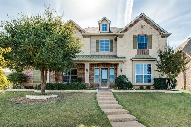 1108 N Queen Guinevere Drive, Lewisville, TX 75056 (MLS #14551885) :: The Daniel Team