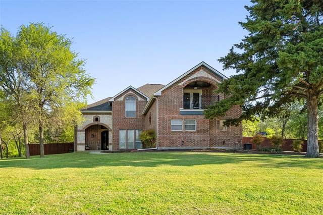 3525 Pinnacle Bay Point, Little Elm, TX 75068 (MLS #14551896) :: The Good Home Team