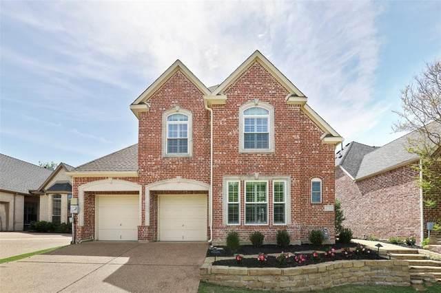 2525 Prestonwood Drive, Plano, TX 75093 (MLS #14551901) :: The Good Home Team