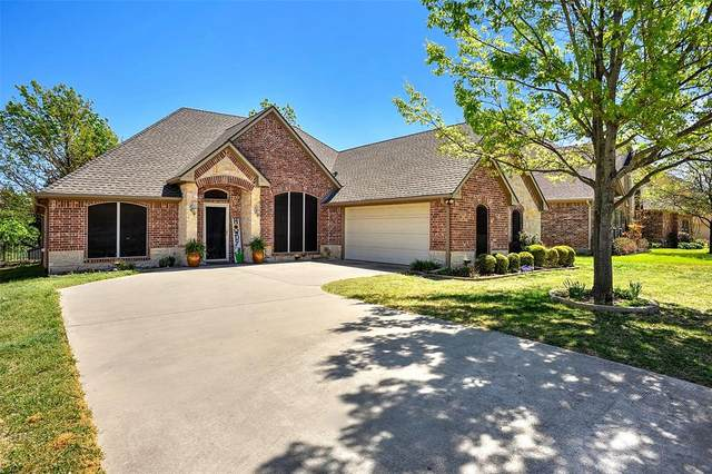 3815 Sumner Court, Sherman, TX 75090 (MLS #14551929) :: The Chad Smith Team