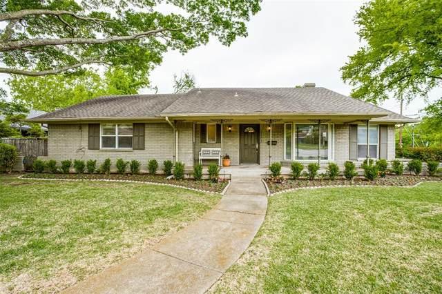10473 Coleridge Street, Dallas, TX 75218 (MLS #14551950) :: Wood Real Estate Group