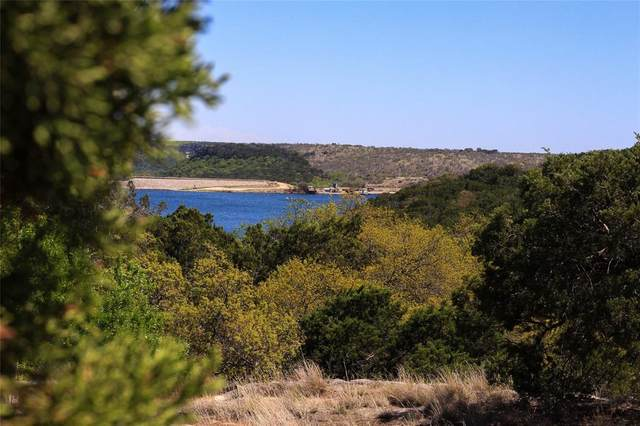 1401 Stetson Lane, Possum Kingdom Lake, TX 76449 (MLS #14551954) :: The Juli Black Team