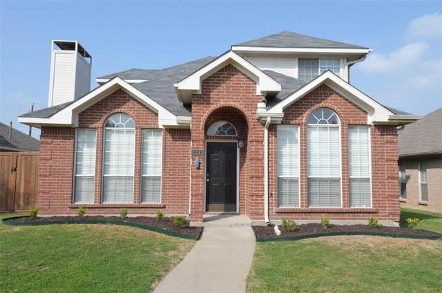 2241 Bresee Drive, Carrollton, TX 75010 (MLS #14551963) :: Team Tiller
