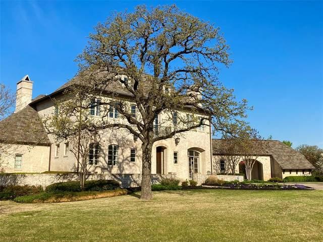 1857 Broken Bend Drive, Westlake, TX 76262 (MLS #14551965) :: Team Hodnett