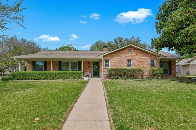 336 Forest Grove Drive, Richardson, TX 75080 (MLS #14551992) :: The Good Home Team
