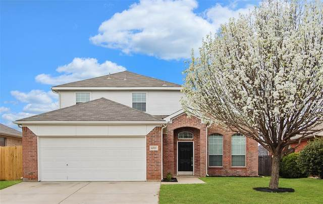 6321 Seal Cove, Fort Worth, TX 76179 (MLS #14551994) :: The Chad Smith Team