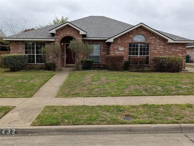 432 Overland Trail, Cedar Hill, TX 75104 (MLS #14552004) :: The Hornburg Real Estate Group