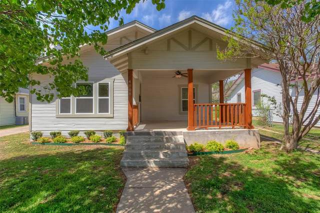 4808 Calmont Avenue, Fort Worth, TX 76107 (MLS #14552036) :: The Hornburg Real Estate Group