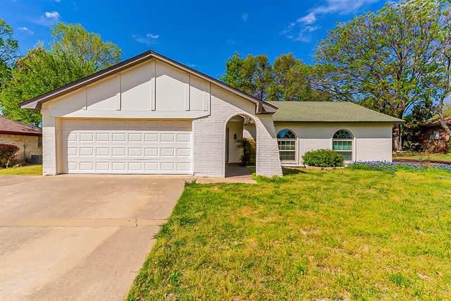 8509 Crestview Drive, North Richland Hills, TX 76182 (MLS #14552038) :: The Hornburg Real Estate Group