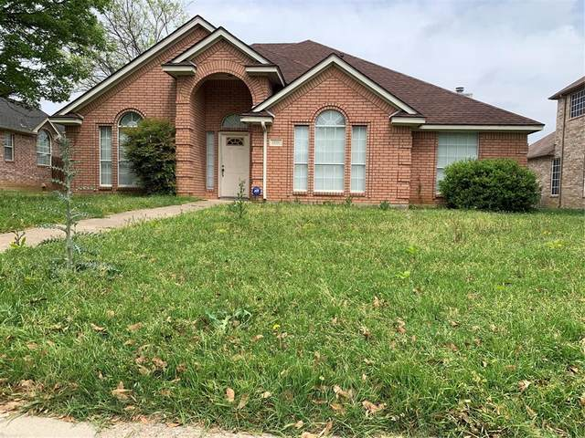 1320 Bold Forbes Drive, Grand Prairie, TX 75052 (MLS #14552039) :: The Heyl Group at Keller Williams