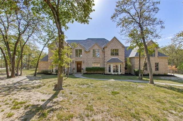 660 Knob Hill Court, Argyle, TX 76226 (MLS #14552042) :: The Mauelshagen Group