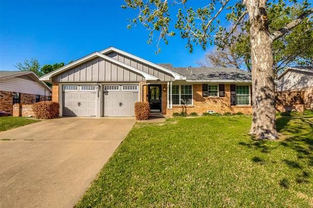 11039 Quail Run Street, Dallas, TX 75238 (MLS #14552043) :: The Chad Smith Team