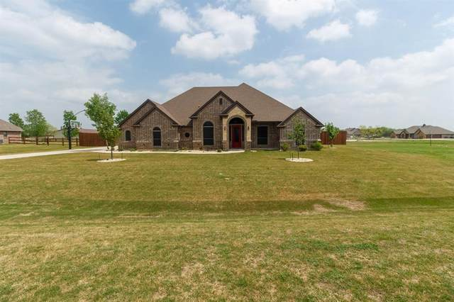12951 Helen Road, Justin, TX 76247 (MLS #14552045) :: The Barrientos Group