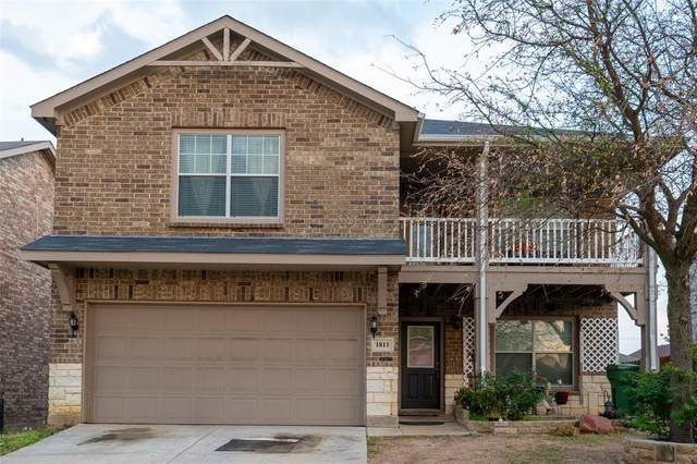 1811 Corriander Trail, Arlington, TX 76010 (MLS #14552075) :: Lyn L. Thomas Real Estate | Keller Williams Allen