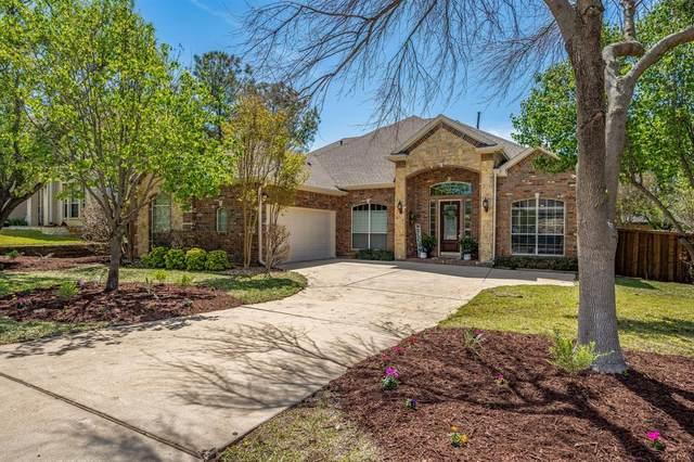 3408 Falken Court, Highland Village, TX 75077 (MLS #14552103) :: The Chad Smith Team