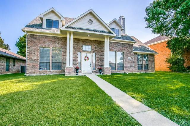 1410 Primrose Lane, Lewisville, TX 75077 (MLS #14552118) :: The Mitchell Group
