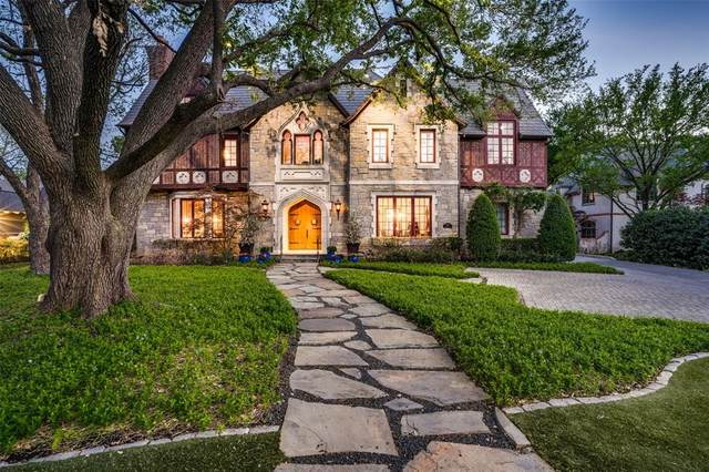 5928 Glendora Avenue, Dallas, TX 75230 (MLS #14552120) :: Robbins Real Estate Group