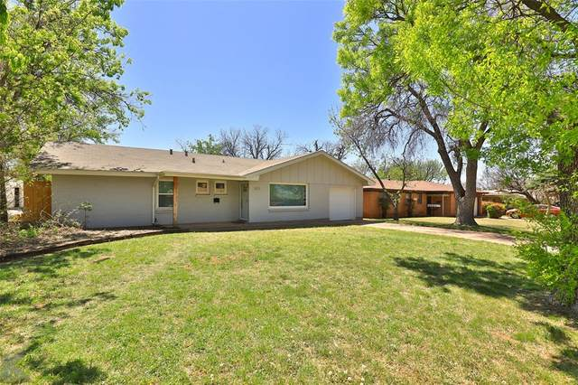 633 E North 18th Street, Abilene, TX 79601 (MLS #14552144) :: The Chad Smith Team