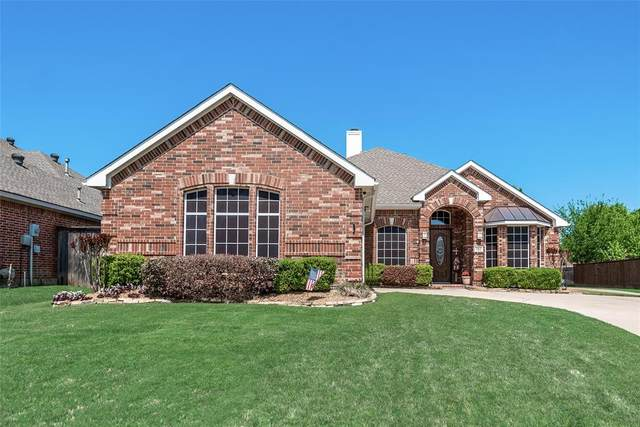 151 Green Acres Drive, Murphy, TX 75094 (MLS #14552148) :: The Chad Smith Team