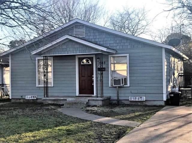 503 Warren Street, Terrell, TX 75160 (MLS #14552164) :: 1st Choice Realty