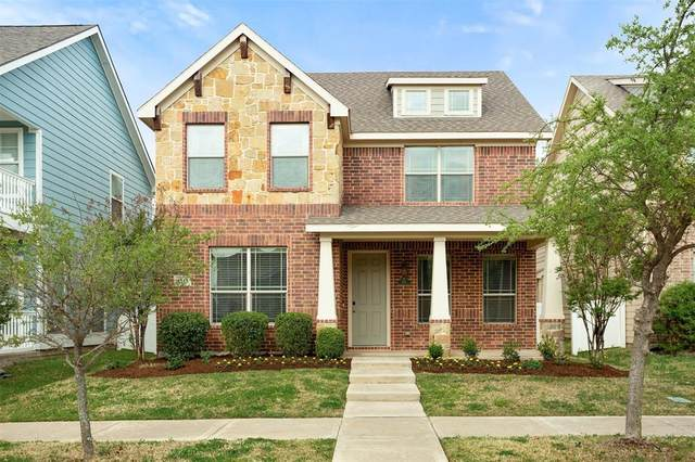 1513 Sycamore Street, Savannah, TX 76227 (MLS #14552167) :: The Chad Smith Team