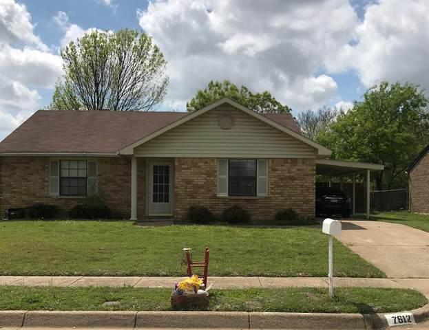 7612 Whirlwind Drive, Fort Worth, TX 76133 (MLS #14552170) :: RE/MAX Landmark