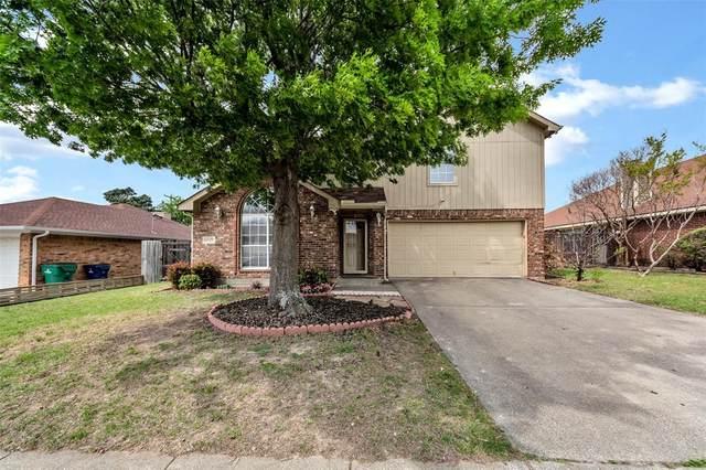 6629 Levitt Drive, Watauga, TX 76148 (MLS #14552177) :: RE/MAX Landmark