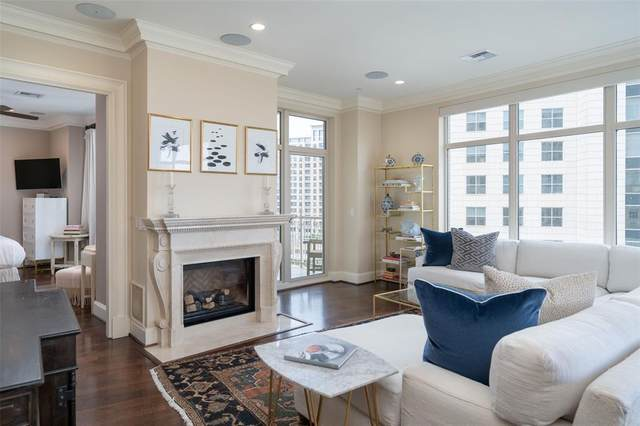 2555 N Pearl Street #1004, Dallas, TX 75201 (MLS #14552190) :: RE/MAX Landmark
