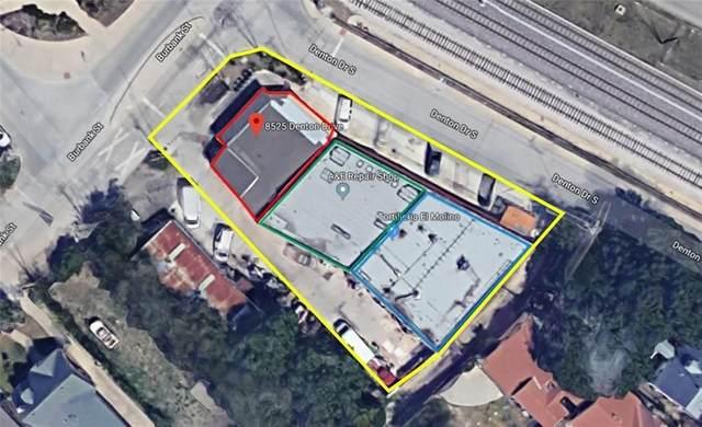 8515 Denton Drive, Dallas, TX 75235 (MLS #14552210) :: Lyn L. Thomas Real Estate | Keller Williams Allen