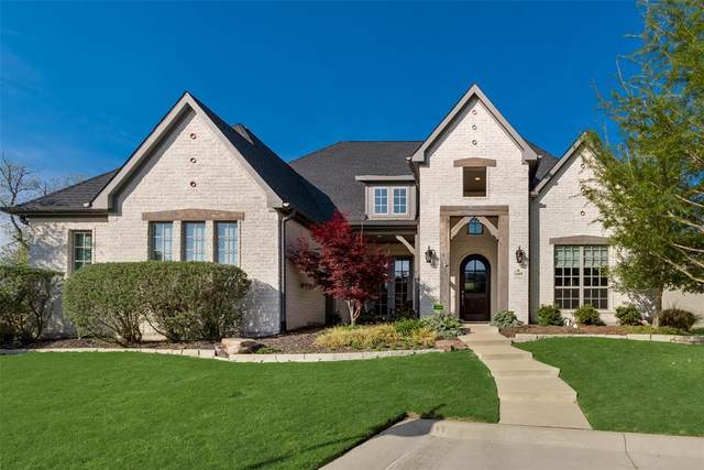 1408 Claire Lane, Allen, TX 75013 (MLS #14552221) :: The Daniel Team