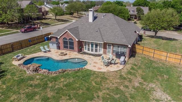 602 Creek View Drive, Prosper, TX 75078 (MLS #14552239) :: The Kimberly Davis Group