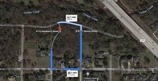 4716 Hackberry Street, Flower Mound, TX 75028 (MLS #14552256) :: The Chad Smith Team