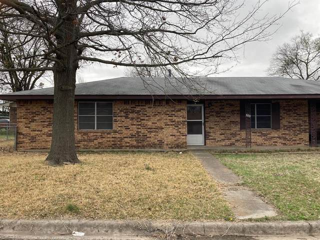 500 Abney Street, Whitesboro, TX 76273 (MLS #14552263) :: The Chad Smith Team