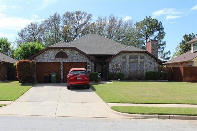 5212 Fairmount Drive, Grapevine, TX 76051 (MLS #14552292) :: The Hornburg Real Estate Group