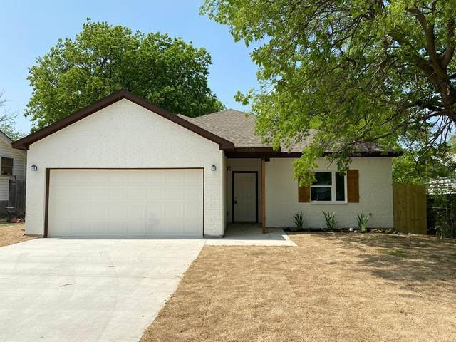 816 Lake View Ridge, White Settlement, TX 76108 (MLS #14552302) :: Hargrove Realty Group