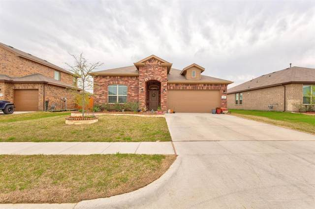 1214 Sausalito Trail, Cleburne, TX 76033 (MLS #14552305) :: The Hornburg Real Estate Group