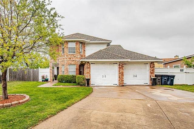 4673 Feathercrest Drive, Fort Worth, TX 76137 (MLS #14552306) :: Wood Real Estate Group