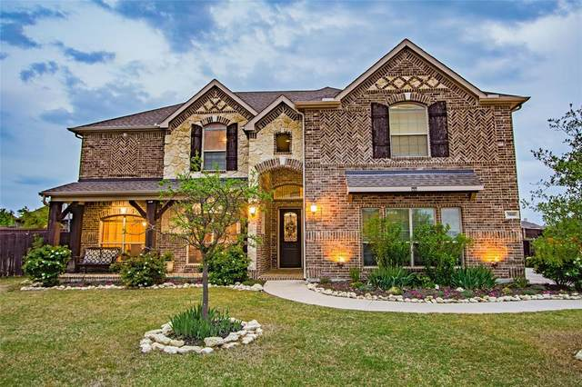 5800 Pine Flat Court, Fort Worth, TX 76179 (MLS #14552315) :: The Chad Smith Team