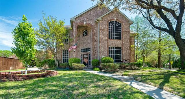 305 Plumas Drive, Allen, TX 75013 (MLS #14552318) :: The Chad Smith Team