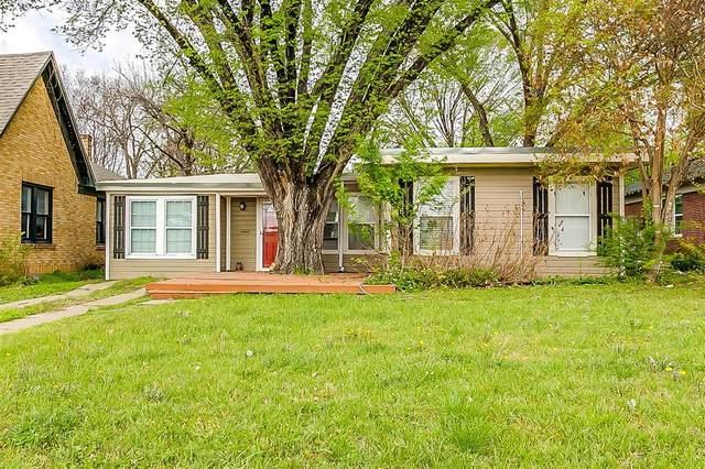 2208 Thomas Place, Fort Worth, TX 76107 (MLS #14552329) :: RE/MAX Landmark