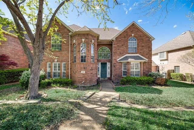 1516 Greenbriar Drive, Allen, TX 75013 (MLS #14552330) :: The Good Home Team